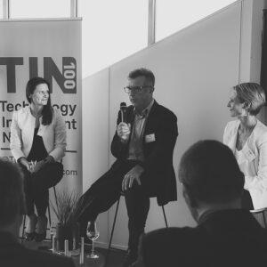 Xero & Orion Health speak on Sales & Marketing Strategies at TIN100 event.