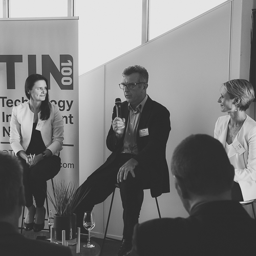 Xero & Orion Health speak on Sales & Marketing Strategies at TIN100 event.