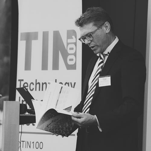 Hon Paul Goldsmith at TIN100 launch of Investor's Guide to the NZ Tech Sector