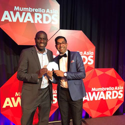 Postr wins Disruptor of the Year Award at Mumbrella Asia awards