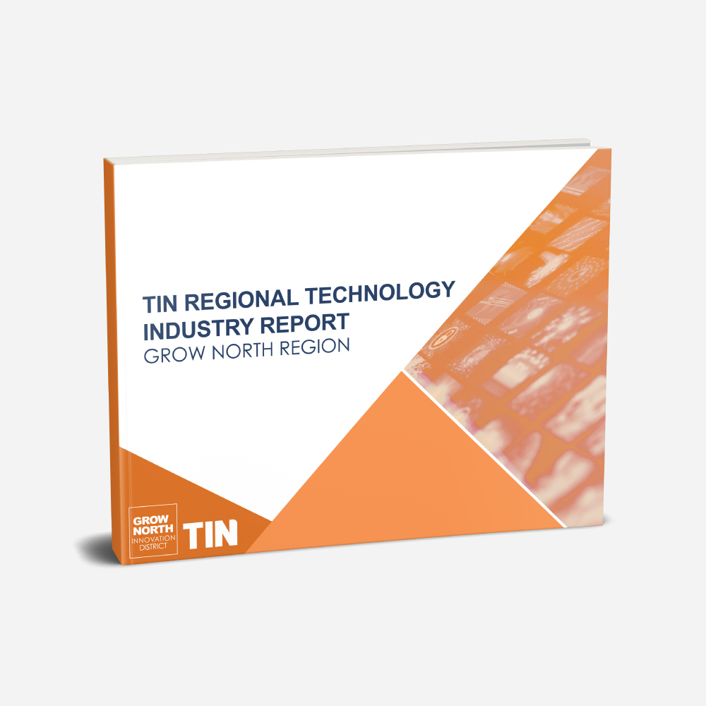 TIN Regional Technology Industry Report Grow North Region
